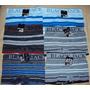 Kit Com 6 Cuecas Boxer Black Jack Serie Ouro Sem Costura