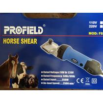 Tosquiadeira Para Cavalos, Poneis / Equinos 350 W - 110v