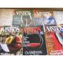 Revista De Vinhos Kit Com 5 Muito Barato Ideal Para Revender