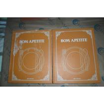 Livro: Bom Apetite - Volumes 4 E 5 - Abril Cultural