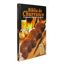 Livro Bíblia Do Churrasco Revista Picanha Encarte Cerveja