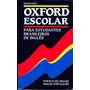 Dicionário Oxford Escolar Ano 2004 - Oxford University Press