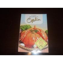 Livro Cozinha Maravilhosa Da Ofélia Peixes E Frutos Do Mar