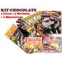 Kit Chocolate - Ovos De Pascoa E Outras Delicias