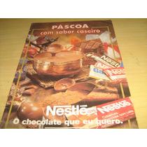Páscoa Com Sabor Caseiro - Nestlé