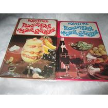 Livro Mundial Da Arte Culinária Editora Age R.503