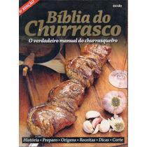 Livro: Bíblia Do Churrasco