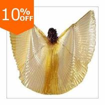 Véu Wings Dança Do Ventre Asas De Ísis (isis Wings)