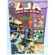 Revista Hq Dc Comics Lja Aquaman Liga Da Justiça Nº 12