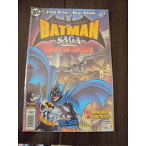 Batman Saga # 07 - Dc Comics - Opera Graphica