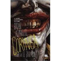 Coringa - Volume 1 (português) Capa Dura Brian Azzarell