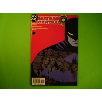 Cx B 80 Mangá Hq Dc Batman - Gotham Central Nº 31 Ingles