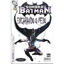 Gibi A Sombra Do Batman Nº 19