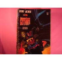Cx B 02 Mangá Hq Coleção Dc Batman Jugamento De Gotham 1 De2