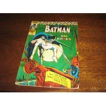 Batman Em Cores Nº 29 Março/1973 Editora Ebal Formato Grande