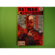Cx B 78 Mangá Hq Dc Batman 605 Bruce Wayne: Fugitive Ingles