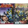 Batman A Queda Do Morcego Nºs 2-3-4-6-15 Ed Abril Formatinho