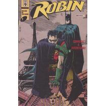 Robin (04 Minisséries/10 Edições)