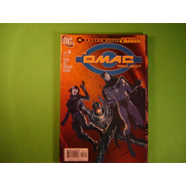 Cx B 75 Mangá Hq Dc Batman The Omac Project Nº-03 Ingles
