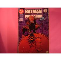 Cx B 11 Mangá Hq Coleção Dc Batman Versus Predador 3 - 4 De4