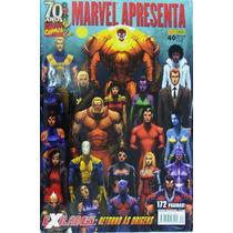 Marvel Apresenta Numeros 40 - Exilados