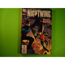 Cx B 73 Mangá Hq Dc Batman Nightwing - A Long Way Down
