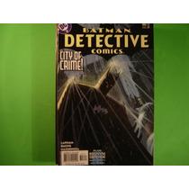 Cx B 64 Mangá Hq Coleção Dc Batman Detective Comics Ingles