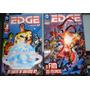 Edge N°s 1 E 2, Os Novos 52!, Editora Panini, Excelentes