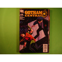 Cx B 74 Mangá Hq Dc Batman Gotham Central Nº 33 Ingles