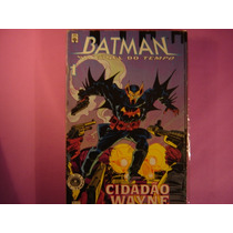 Cx B 19 Mangá Hq Coleção Dc Batman No Tunel Do Tempo Vol 01