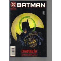 Batman Conspiraçao Mini-serie Em 3 Ediçoes - Editora Abril