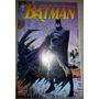 Gibi Batman Nº1 Editora Abril 1990 Nova Revista Mensal