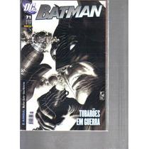 Batman Nº 71 - Tubarões Em Guerra - Dc - Panini Comics