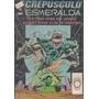 Crepúsculo Esmeralda - Lanterna Verde Hal Jordan Agora Vilão