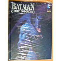 Batman O Filho Do Demônio - Capa Dura Lacrado Dc Panini Rnhq