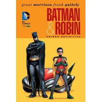 Batman & Robin - Edição Definitiva - Grant Morrison - Panini