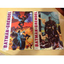 Hq Dc Batman X Grendel Parte 1 E 2 Completa Matt Wagner