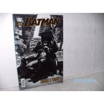 Gibi Dc Panini Americana Batman Nº 65 Charadas E Tubarões-fj