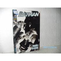 Gibi Dc Panini Americana Batman Nº 71 Tubarões Em Guerra- Fj