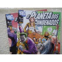 O Planeta Dos Condenados #01 E 02, Completo, Ano 2009