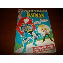 Batman Em Côres Nº 28 - Ano 1973 - Ebal