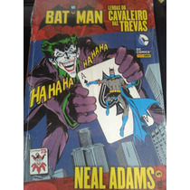 Hq Batman Lendas Do Cavaleiro Das Trevas #05 - Neal Adams