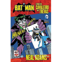 Batman - Lendas Do Cavaleiro Das Trevas Neal Adams N° 5