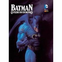 Batman O Filho Do Demonio Dc Comics Capa Dura Panini Comics