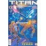 Titan Minissérie Nº 3 - Editora Abril - 2000