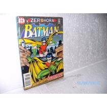 Hq Gibi Zero Hora Batman Nº19 Robins ! Produto Da Equipe Fj