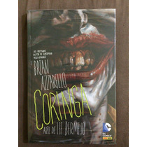 Coringa - Brian Azzarello - Capa Dura Lacrado.
