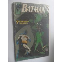 Batman Nº 19 - ? Charada Mortal - Ed Abril Jovem