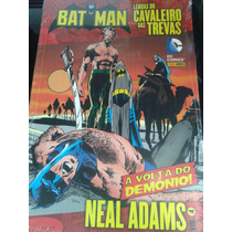 Hq Batman Lendas Do Cavaleiro Das Trevas #04 - Neal Adams