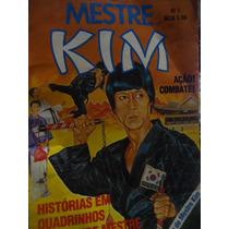 Hq / Gibi - Mestre Kim - N° 01 / 02 (20,00 Cada)